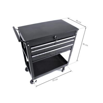 Tattoo and Barber Shop Trolley Workstation