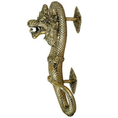 Maniglia per porta - Dragone Color Oro
