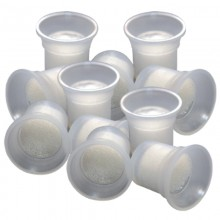 Disposable Sterile Pigment Cups  for Permanent Make Up ( 100pz )