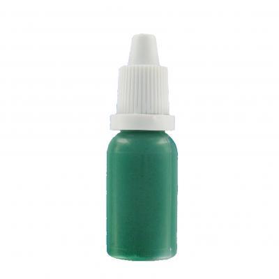 Pigmento per trucco permanente - Dark green