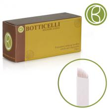 Botticelli Microblading Needles Blade Curved -14 Needles 0.25*25