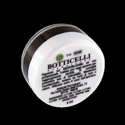 Botticelli Microblading Color Deep Brown 4ml