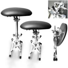 Adjustable portable medical stool
