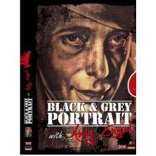 DVD Black & Grey  Portrait with Andy Engel
