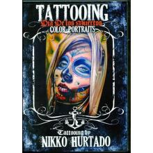 DVD Tattooing Dia De los Muertos Color Portraits
