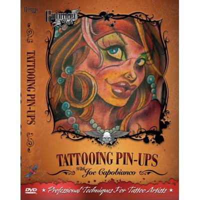 DVD Tattoing Pin Up with Joe Capobianco
